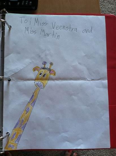 Notes Teacher Sweet Grade Fun Second
