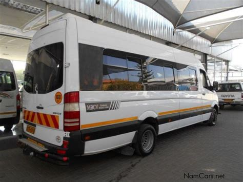 Used car2016 mercedes benz sprinter white km 200000 000 manual transmission mechanically perfect, cash deal negotiable, a/c, abs, airbags ,central locking, radio/cd usb , phone calls and emails preferable, negotiations only. Used Mercedes-Benz Sprinter 519 Cd 22 Pass Seats | 2014 Sprinter 519 Cd 22 Pass Seats for sale ...