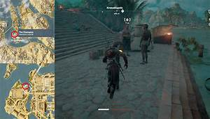 assassins creed origins - How do I get into the arena ...