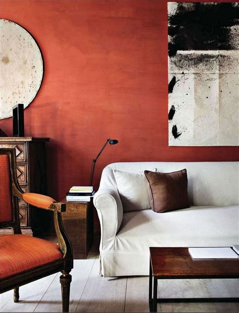 Terracotta Farbe Wand by Color Of The Month Terracotta In 2018 Colour