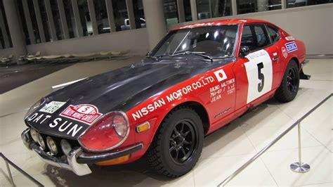 Datsun Rally by 1972 Datsun 240z For Monte Carlo Rally