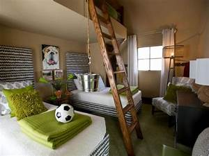 10 Shared Boys Bedroom Ideas - Love of Family & Home