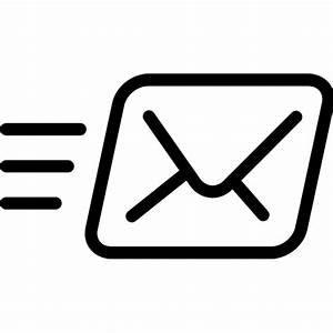 Mail Send Icon | Line Iconset | IconsMind