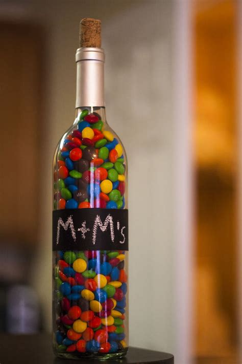 ideas using glass bottles 14 creative ways to reuse empty wine bottles huffpost