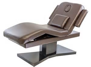 Therapeutic Massage Chair by Milo Electric Massage And Bed Table