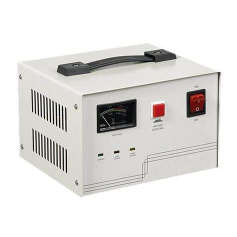 Electric Automatic Voltage Stabilizer Frequency