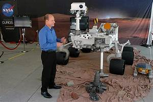 Life Size Curiosity Rover | Flickr - Photo Sharing!