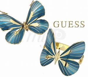 la manchette papillon de guess bijoux made in joaillerie With bijoux papillon