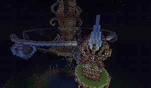 The Mages Tower Of Serenum Minecraft Project
