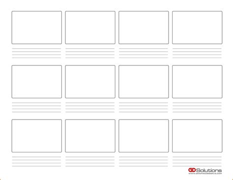 storyboard template authorizationlettersorg