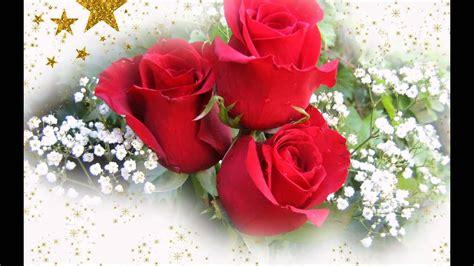 Happy Birthday Roses Happy Birthday Rose Romantic Version Youtube