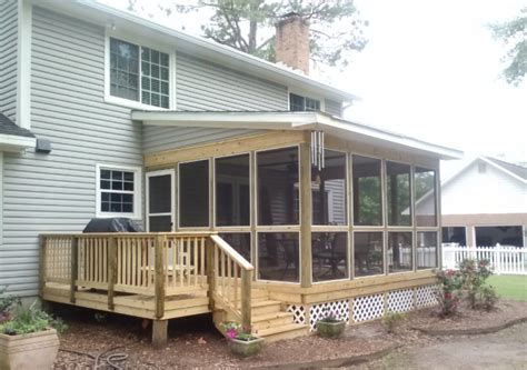 how to screen in a porch modern shed roof screened porch plans