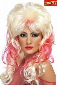Déguisement Madonna Année 80 : une perruque style ann e 80 le ~ Melissatoandfro.com Idées de Décoration