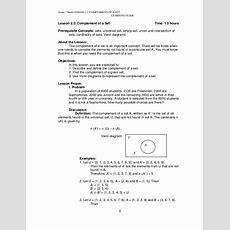 K To 12 Grade 7 Learning Module In Mathematics (q1q2