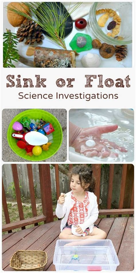 materials sink or float sink or float