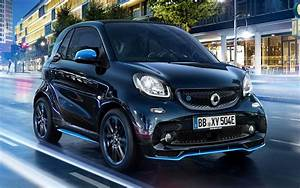 2018 Smart EQ Fortwo Nightsky Edition - Wallpapers and HD
