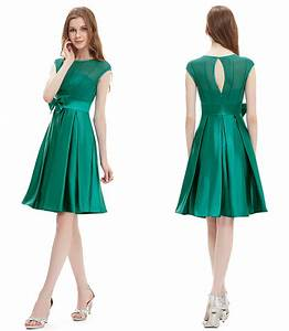 Green Bridesmaid Dress, Short Green Bridesmaid Dresses ...