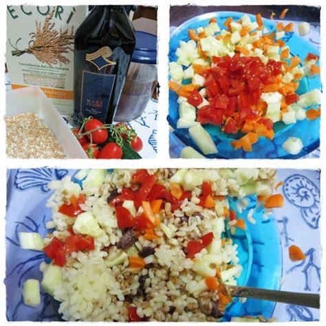 come cucinare riso farro e orzo insalata di riso farro e orzo a pummarola ncoppa