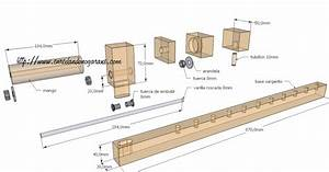 All my woodworking and DIY photos: Wooden bar clamp plan
