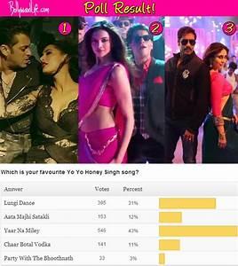 Poll result: Yo Yo Honey Singh's Yaar Na Miley beats Aata ...