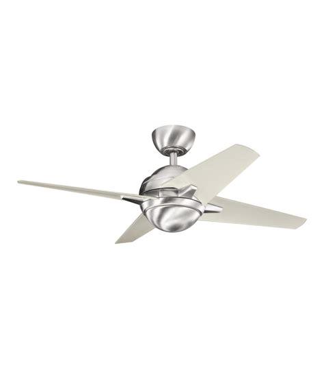 kichler 300147 rivetta ii 42 inch ceiling fan with light