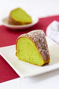 Pistachio Pudding Bundt Cake Mix Recipe
