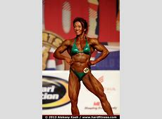 Joan liew 2013 Arnold Classic