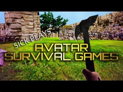 avatar survival games xbox  hunger games champion