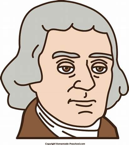 Jefferson Thomas President Clipart Preschool