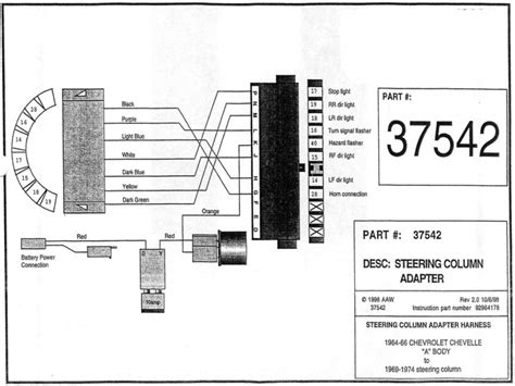 Tilt Steering Column Wiring Diagram Forums