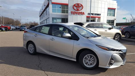 Toyota Expressway by New 2017 Toyota Prius Prime Advanced Hatchback In Boston