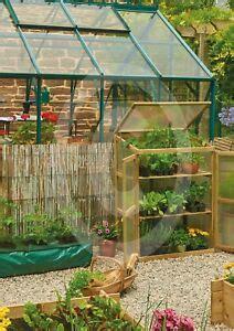 gardmand grow bag wooden mini grow house walk