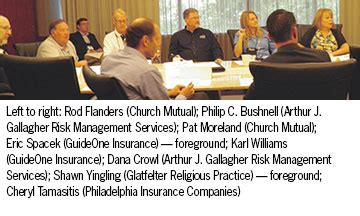 Risk Management Priorities — And Challenges — For Church