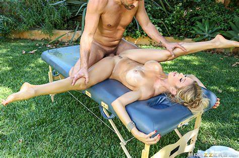 Body Alexis Fawx Drilling Nailed