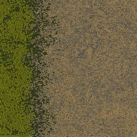 interface flor carpet tile flax grass from the