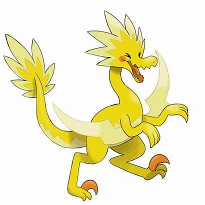 Fossils Crest Arctozolt Pokemon Feather Found Reblog