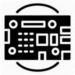 Board Icon Circuit Electronic Component Hardware Computer