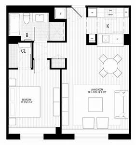 petit appartement design au coeur de manhattan vivons maison With plans d appartements modernes