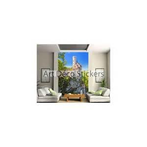 papier peint 2 l 233 s chateau 4711 stickers muraux deco