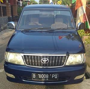Kijang Lgx 1 8 Efi  Bensin  Th 2004 Orisinilan  Tgn I