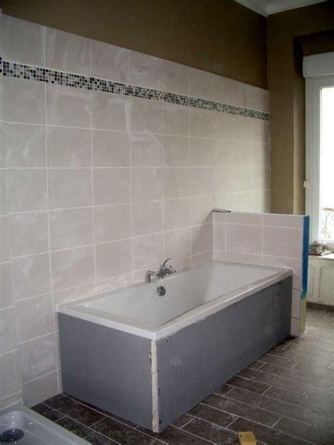 pose tablier baignoire a carreler 28 images pose d une baignoire d angle de bati pose
