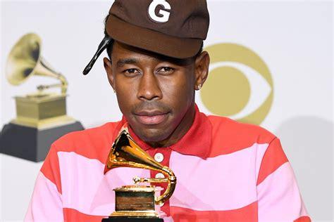 tyler  creators igor wins  rap album