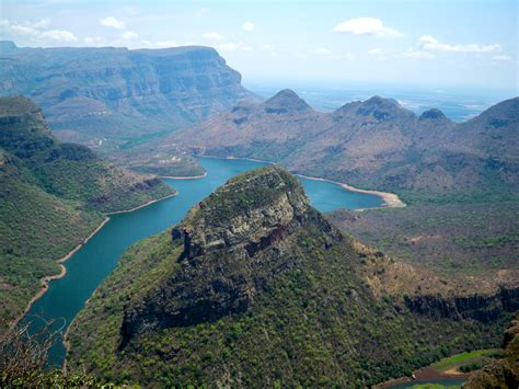 Charles andre grenier-green places - blyde river canyon by ...