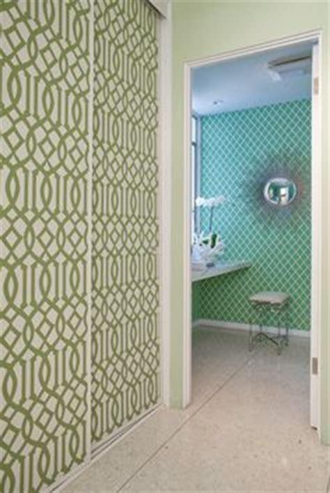 closet door coverings fabric closet covering free house