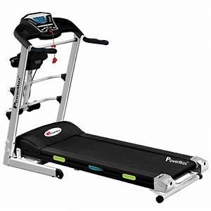 Powermax Fitness Tdm 120 Motorized Treadmill