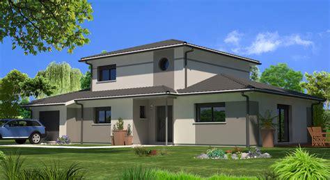 plan maison etage 3 chambres gratuit alissia contemporaine maisons lara