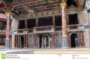 Shakespeare Globe Theatre Inside