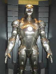 Hollywood Movie Costumes and Props: Iron Man 3 Mark II ...