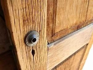 renover une porte en bois With renover une porte en bois