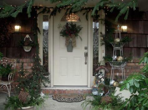 christmas entryway decor ideas